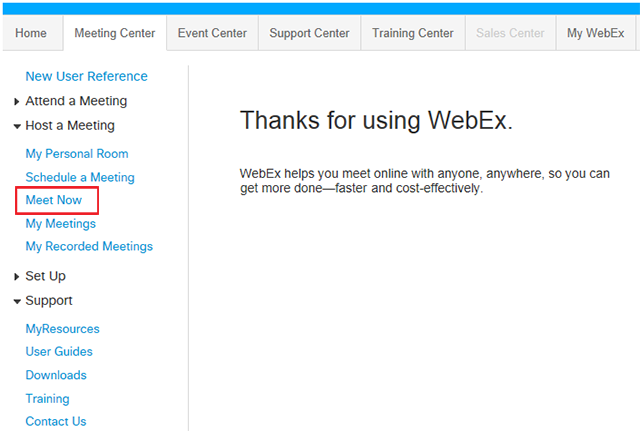 How to add webex invite in outlook